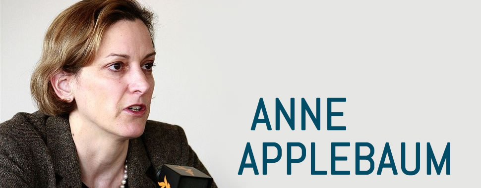 Anne Applebaum - Interviste TV