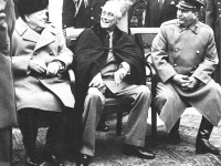 Churchill-Roosevelt-Stalin-Yalta-1945