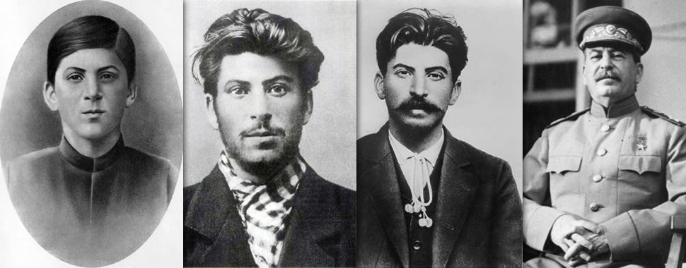 How did Stalin become Stalin