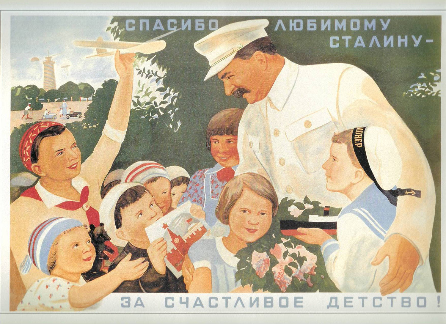 stalin and propaganda Despite the overwhelming excesses of stalin's regime, propaganda and formed public opinion made hitler out as the tyrant who didn't want to be against nazi's, after all statements that in any way suggested that stalin was a far worse criminal than hitler were met with charges of nazi sympathizer.